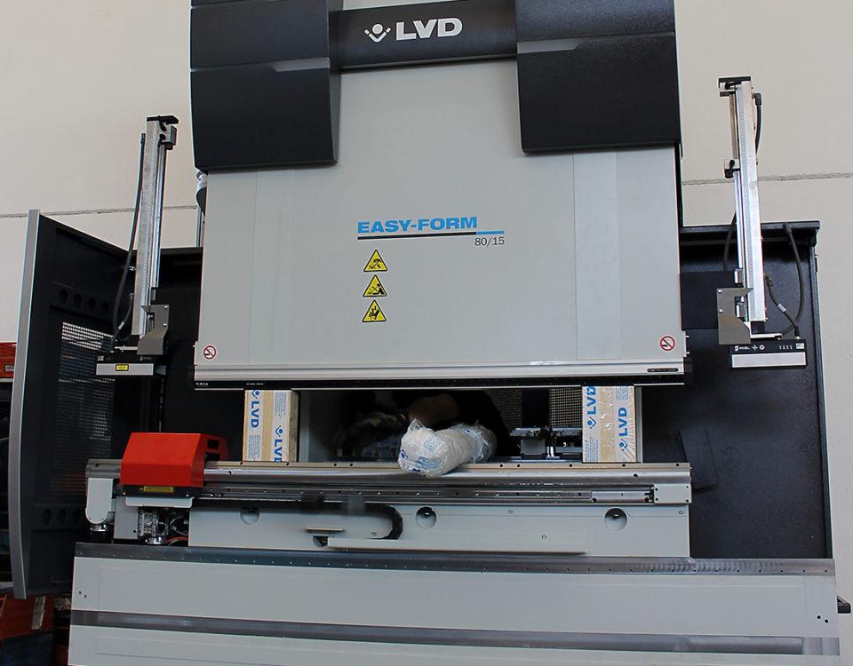 Foto Presso-piegatrice LVD PPEB 80-1500 EASY-FORM
